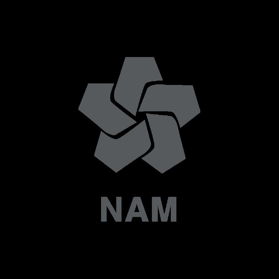 Redwave opdrachtgever NAM logo